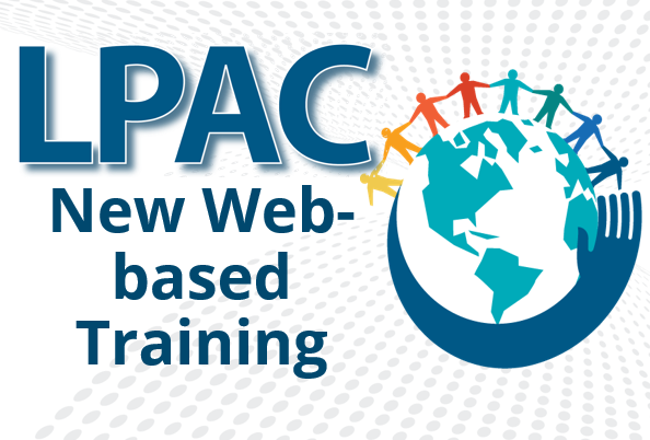 LPAC New Web-based Training